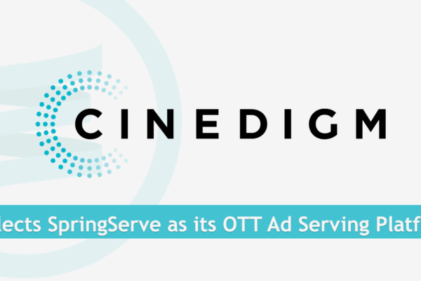 Cinedigm Partners with SpringServe for its Ad Serving Platform