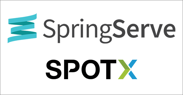 SpotX and SpringServe